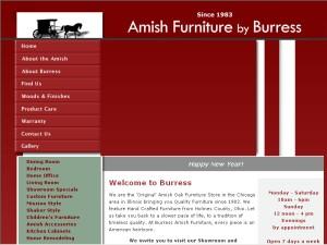 Burress Amish Furniture 663 Villa St., Elgin, IL 60120